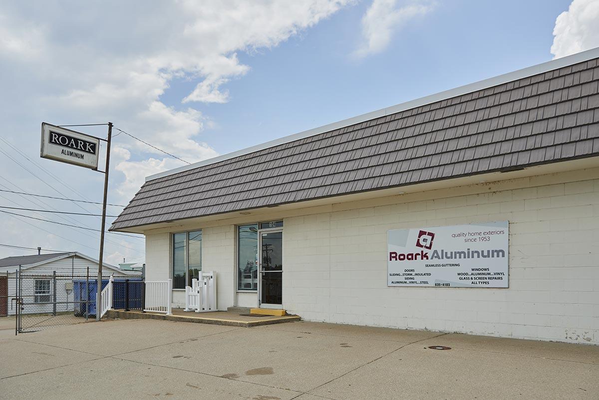 Roark Aluminum Building