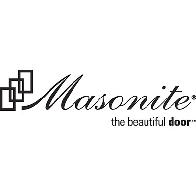 Masonite the beautiful door logo
